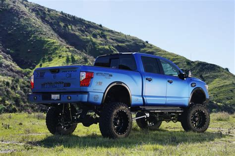 nissan titan xd lifted nissan titan xd 10 12 inch lift kit 2016 up bulletproof