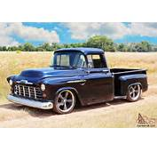 Pin 3100 Army Truck 1956 Chevy Pickup Apache Short Bed Stepside