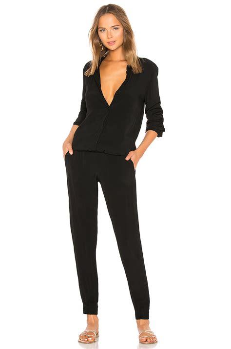 Sleeved Black black sleeve jumpsuit fashion ql