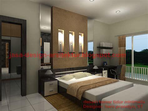 design jendela kamar minimalis kontraktor interior surabaya sidoarjo design kamar minimalis