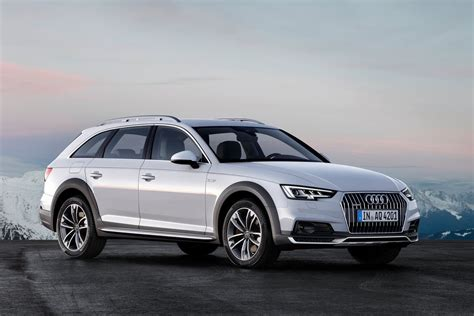 Audi Allroad A6 by 2017 Audi A6 Allroad Wallpapers Hd