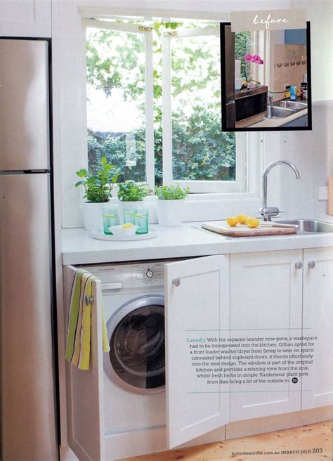 kitchen laundry ideas washer dryer in kitchen ideas laundry room modern with stackable k c r