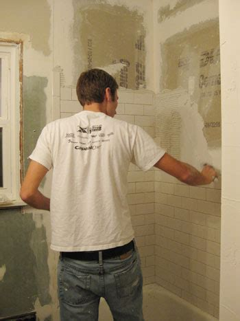 taking out bathtub and installing shower how to install subway tile in a shower marble floor