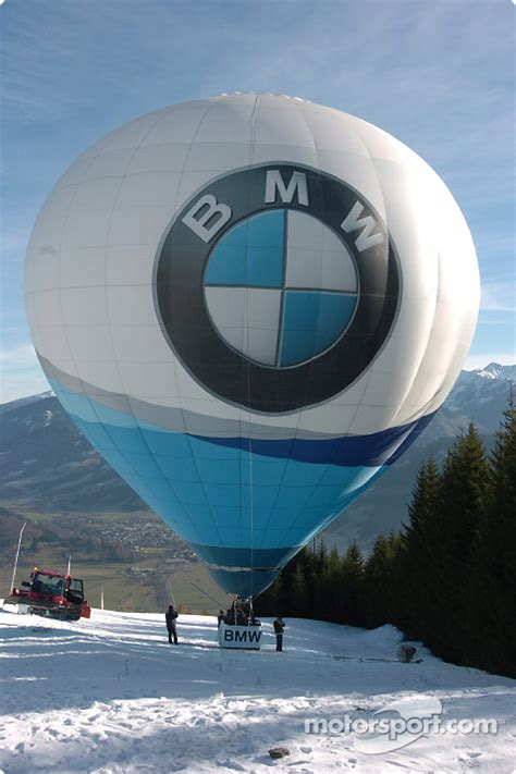 the bmw air balloon formula 1 photos gallery