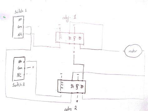 bridgeport mill wiring diagram     reverse