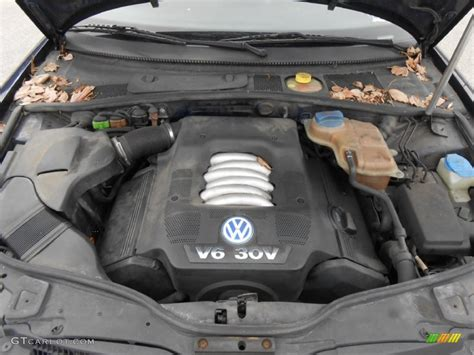 2001 volkswagen passat glx sedan engine photos gtcarlot