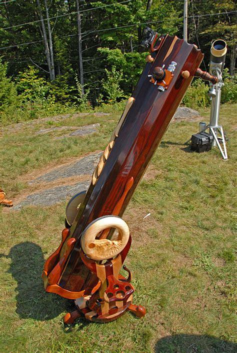 stellafane build  dobsonian telescope