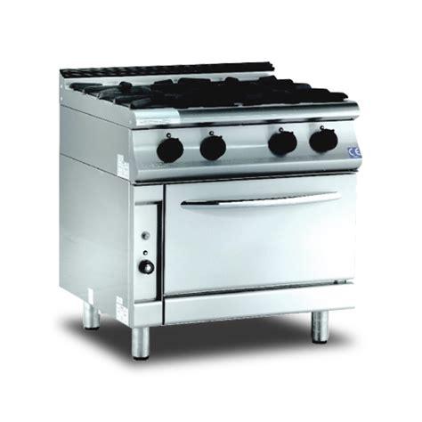 cocina de gas natural con horno cocina a gas con horno 7kg 230 equipando tu negocio