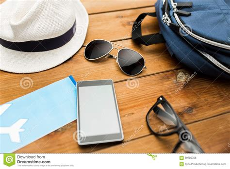 travel gadgets for summer vacations photos architectural close up of gadgets and traveler personal stuff royalty