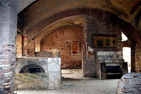 casa dello scaffale roma le strade romane romanoimpero