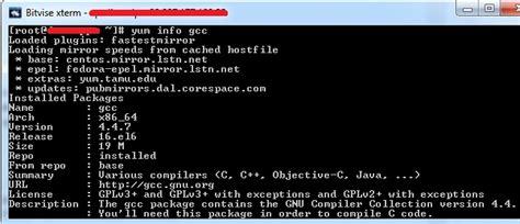 tutorial gcc linux linux how to upgrade gcc free online tutorials