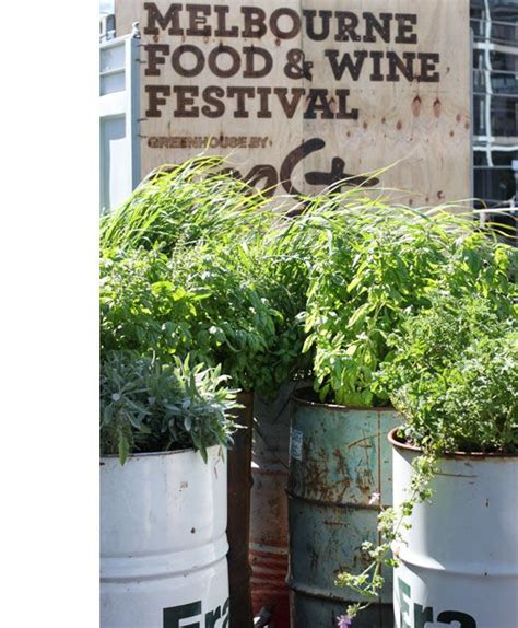 Wine Barrel Planters Melbourne by The World S Catalog Of Ideas