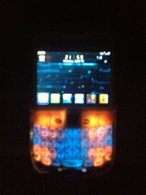 Obeng Blackberry cara mengganti warna led keypad blackberry tutorial