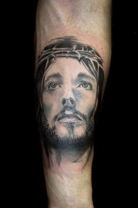 jesus tattoo on the wrist jesus tattoos and designs page 22