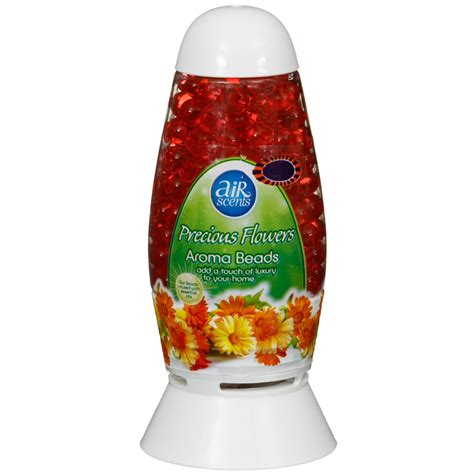 aroma bead air fresheners airscents aroma precious flowers 135g air fresheners
