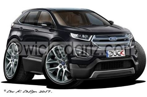 ford crossover black ford suv s