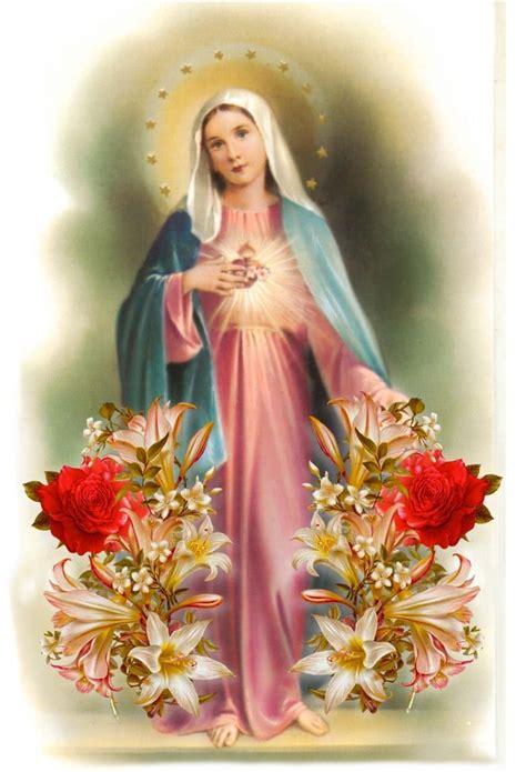 imagen de maria virgen fiel lo que significa so 241 ar con la virgen maria todo lo que