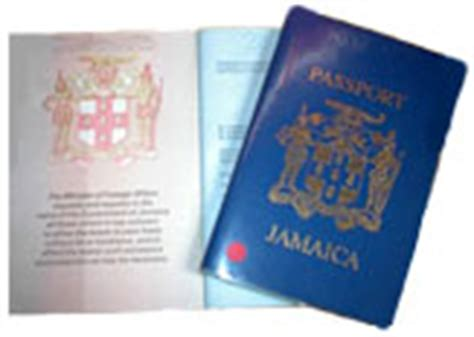 Jamaican Passport Office by Embassy Of Jamaica Tokyo