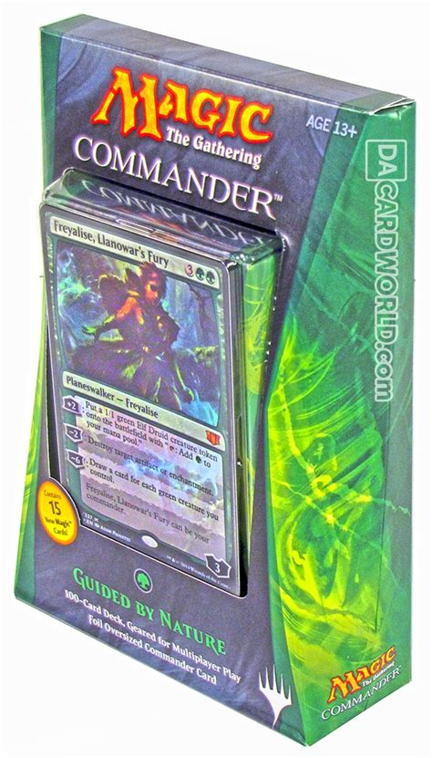 mtg 2014 commander decks magic the gathering commander deck 2014 guided by