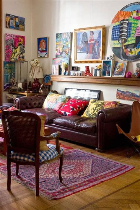 eclectic rooms moon to moon eclectic sitting rooms
