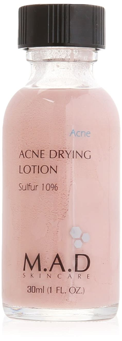 2 Acne Lotion 30ml m a d skincare salicylic cleansing gel acne