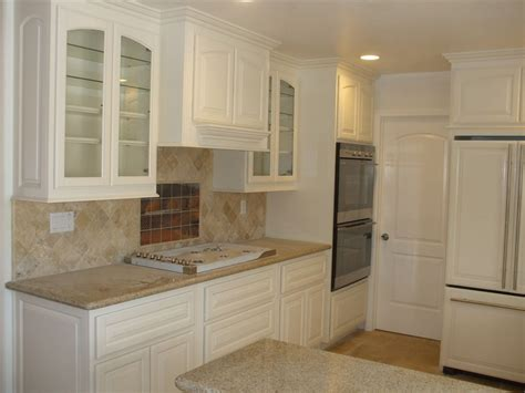 Glass Door Kitchen Cabinets Custom Kitchen Cabinets In Southern California C And L Designs