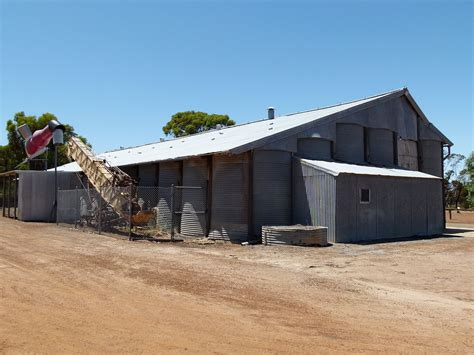 Railway Shed by Pingrup Western Australia Pingrup Photos By Mingor