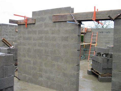Monter Un Mur En 5370 by Comment Construire Un Mur En Parpaing