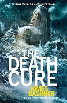 the cure tie in edition maze runner book three the maze runner series books the cure