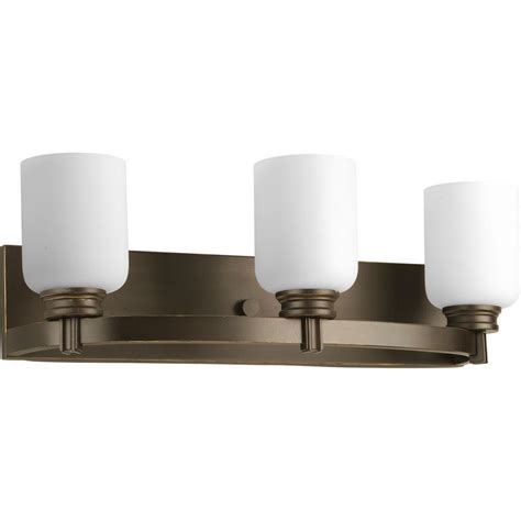 home depot bathroom lighting fixtures progress lighting rizu collection 4 light polished chrome