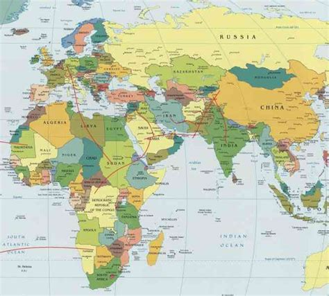 eastern hemisphere map map of eastern hemisphere my