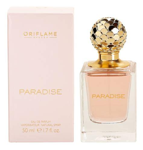 oriflame paradise eau de parfum for 50 ml notino