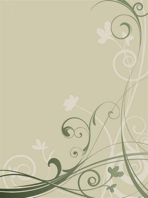 vector floral designs  backgrounds
