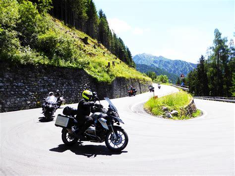 Motorrad Helming by Deutschlandrunde Mit Bmw Helming Motorrad Adventure