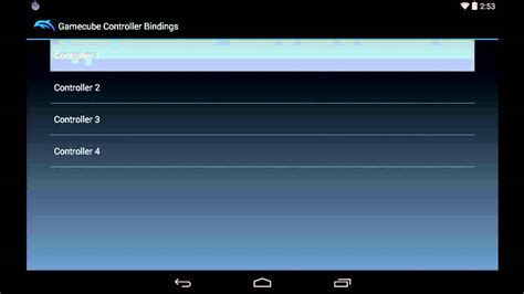 dolphin emulator android dolphin emulator alpha 0 13 settings configuration for android nexus 7 720p hd
