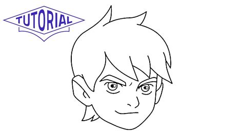 How To Draw Ben Ten