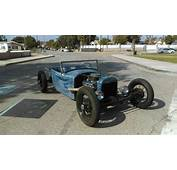 1929 Ford Model T Old School Bucket Roadster Rat Rod For