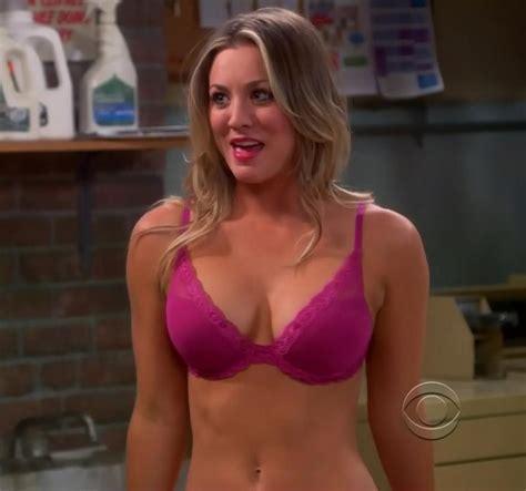 big bang theory actress kaley cuoco sweeting says she is pop minute kaley cuoco bra big bang theory laundry
