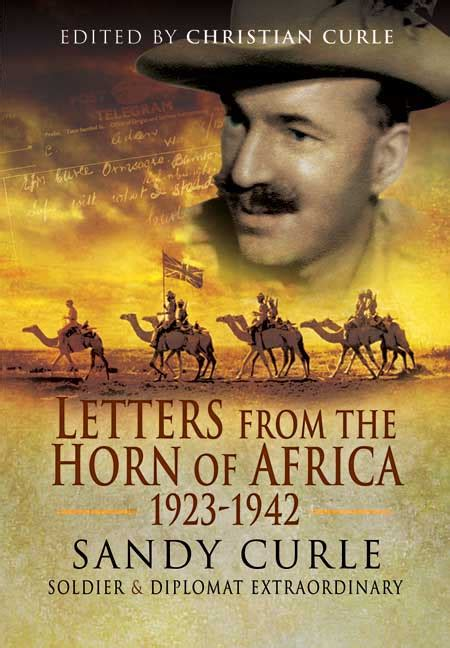 rise of the horn larger print edition books pen and sword books letters from the horn of africa 1932