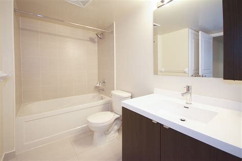 semi ensuite bathroom virtual tour of 352 front street west toronto ontario