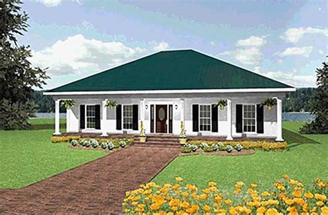 farmhouse designs farmhouse home plan 3 bedrms 2 baths 2052 sq ft