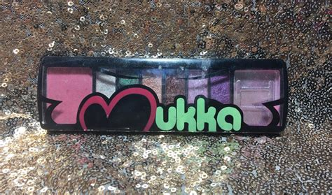Eyeshadow Mukka best of 2016 pink and undecided