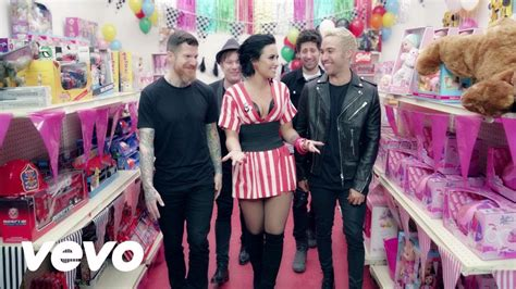turn into doll fall out boy turn into dolls in irresistible