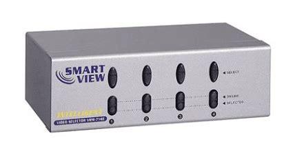 Smartview 2 In 1 Out Vga Selector Berkualitas vga switcher rental active switch box aarental