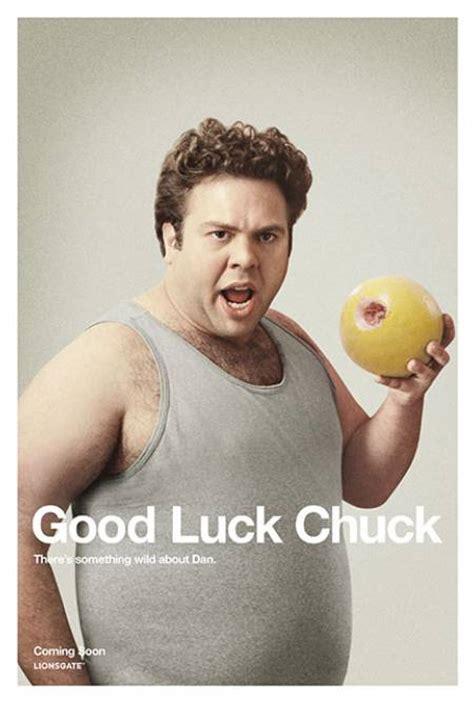 good luck chuck posters   stuff