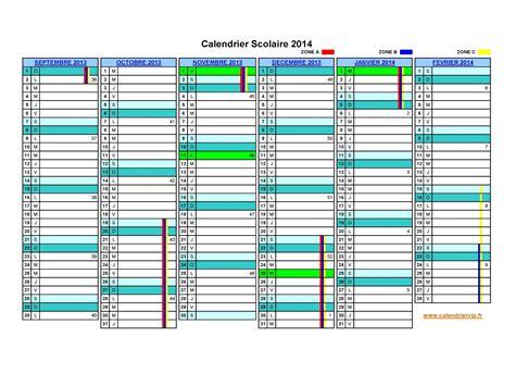 Cepeo Calendrier Calendrier Scolaire 2013 Xls Clrdrs