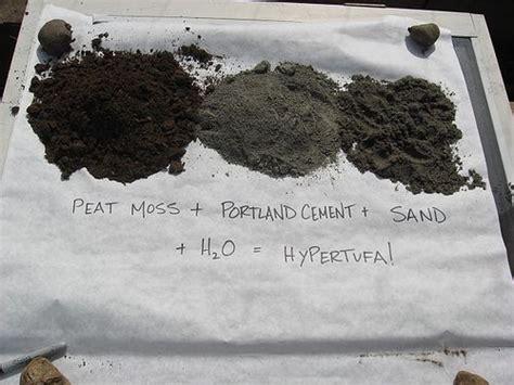 Zement Selber Herstellen by Hip To Hypertufa Cement Garten Garten