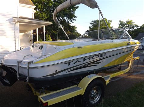 ebay tahoe boats for sale tahoe q6 2005 for sale for 9 000 boats from usa