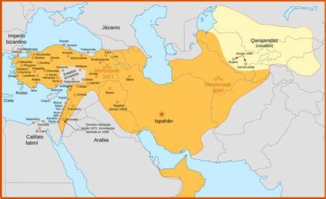 Turks Ottoman Empire File Seljuk Empire Locator Map Es Svg Wikimedia Commons