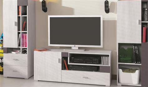 tv dans chambre meuble tv chambre ado meuble tl design pas cher chambre ado